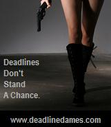 At The Deadline Dames & Offering Prize!