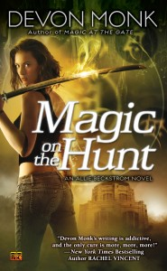 MAGIC ON THE HUNT giveaway!